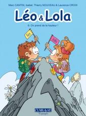 Léo & Lola -9- On prend de la hauteur