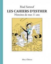 Les cahiers d'Esther -2- Histoires de mes 11 ans