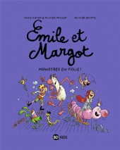 Émile et Margot -7- Monstres en folie !