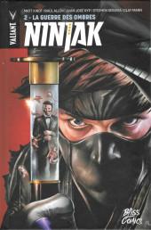 Ninjak -2- La Guerre des ombres