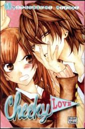 Cheeky love -1- Tome 1