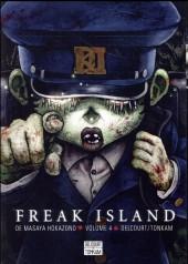 Freak Island -4- Tome 4