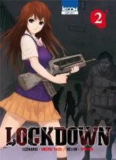 Lockdown -2- Tome 2