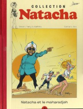 Natacha (la Collection Hachette) -2Test- Natacha et le Maharadjah