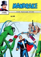 Mandrake (1re Série - Remparts) (Mondes Mystérieux - 1) -130- Le monde des insectes