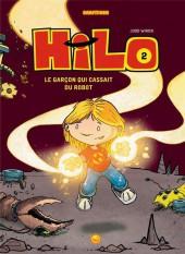 Hilo -2- Le garçon qui cassait du robot