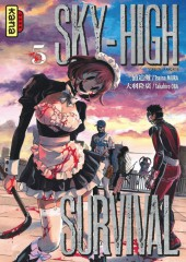 Sky-High Survival -5- Tome 5