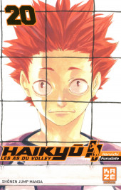 Haikyu !! Les As du Volley -20- Tome 20