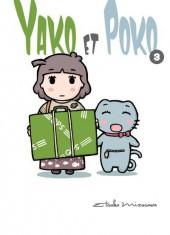 Yako et Poko -3- Tome 3