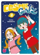 Cosmic Girlz -3- Tome 3