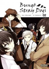 Bungô Stray Dogs -2- Tome 2