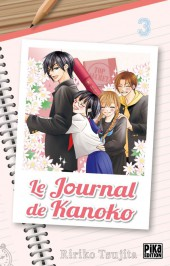 Le journal de Kanoko -3- Tome 3