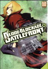 Blood Blockade Battlefront -5- Tome 5