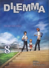 Dilemma (Segawa/Tôji) -8- Volume 8