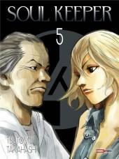 Soul Keeper -5- Tome 5
