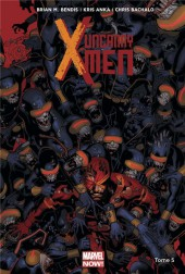 Uncanny X-Men -5- Le Mutant Oméga