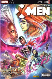 All-New X-Men -9- Magnéto contre Tornade