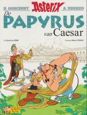 Astérix (en néerlandais) -36- De papyrus van Caesar