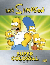 Les simpson (Super colossal)  -1- Volume 01