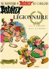Astérix -10a1968- Légionnaire