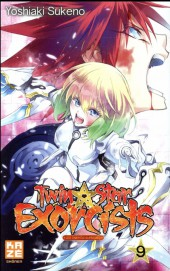 Twin Star Exorcists -9- Tome 9
