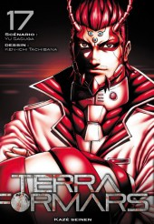 Terra formars -17- Tome 17