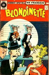 Blondinette (Éditions Héritage) -19- Nul repos pour les gens las!