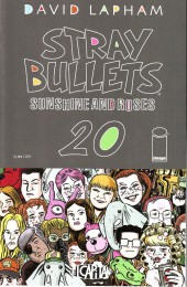 Stray Bullets: Sunshine & Roses (2015) -20- Spawn of amy racecar