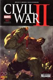Civil War II -22/2- Tome 2