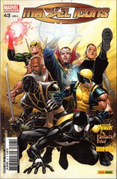 Marvel Icons (Marvel France - 2005) -43- Isla de la muerte