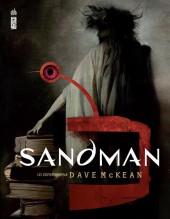 Sandman (Urban Comics) -HS- Les Couvertures par Dave McKean