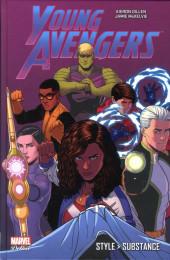 Young Avengers (Gillen & McKelvie) - Style > Substance