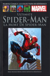 Marvel Comics - La collection (Hachette) -7875- Ultimate Spider-Man - La Mort de Spider-Man