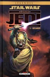 Star Wars - L'Ordre Jedi -3- Outlander