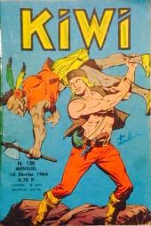 Kiwi -130- Le petit trappeur