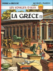 Alix (Les Voyages d') -3a- La Grèce (1)