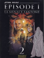 Star Wars - Albums BD -Photo -2- Épisode I - La menace fantôme
