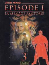 Star Wars - Albums BD -Photo -3- Épisode I - La menace fantôme