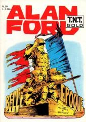 Alan Ford original -39a- Belle époque