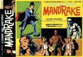 Mandrake (L'Uomo del mistero) -4- il cammello d'argilla - agente segreto X-9 : il dominatore (3e parte)