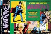 Mandrake (L'Uomo del mistero) -10- Mandrake va in Amirica - Agente segreto X-9 : l'affare Martin (1e parte)