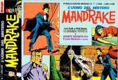Mandrake (L'Uomo del mistero) -7- la mummia vivente - agente segreto X-9 : il caso Marlowe (1e parte)