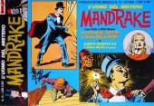 Mandrake (L'Uomo del mistero) -12- la casa degli spettri & il mago dello sport - agente segreto X-9 : l'affare Martin (3e parte)