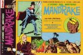 Mandrake (L'Uomo del mistero) -16- besa lo stregone - agente segreto X-9 : i gioielli del Principe Abdullah (2e parte) & l'inafferrabile Astuto (1e parte)