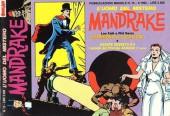 Mandrake (L'Uomo del mistero) -15- matrimonio a cockaigne - agente segreto X-9 : i gioielli del Principe Abdullah (1e parte)
