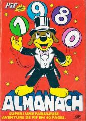 Pif Poche Spécial - Almanach 1980