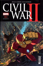 Civil War II -21/2- Tome 2