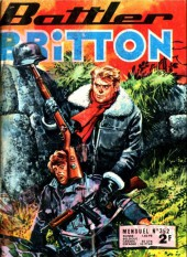 Battler Britton (Imperia) -352- La menace des robots