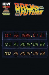 Back to the Future (2015) -1VC- Untold Tales and Alternate Timelines