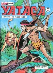 Yataca (Fils-du-Soleil) -95- Les pistes du Kilimandjaro